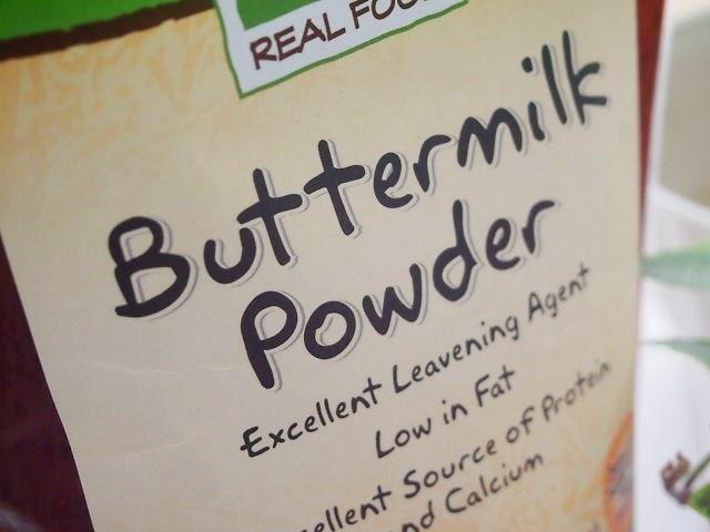バターミルクパウダーの写真