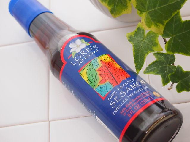 ロリヴァごま油の写真