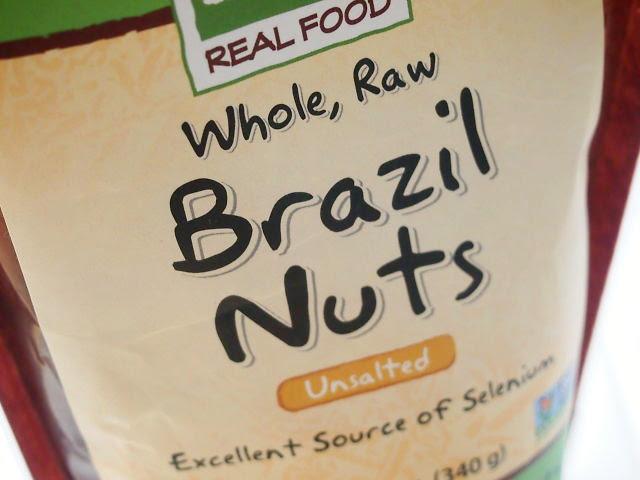 ブラジルナッツの写真