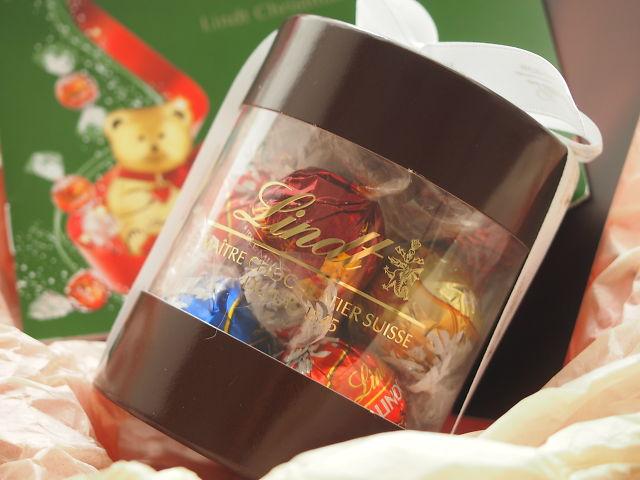 リンツのチョコレートの写真