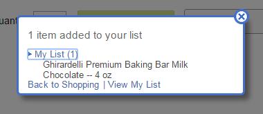 Ghirardelli Premium Baking Bar Milk Chocolate    4 oz   Vitacost