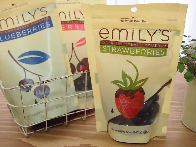 エミーのチョコレートの写真