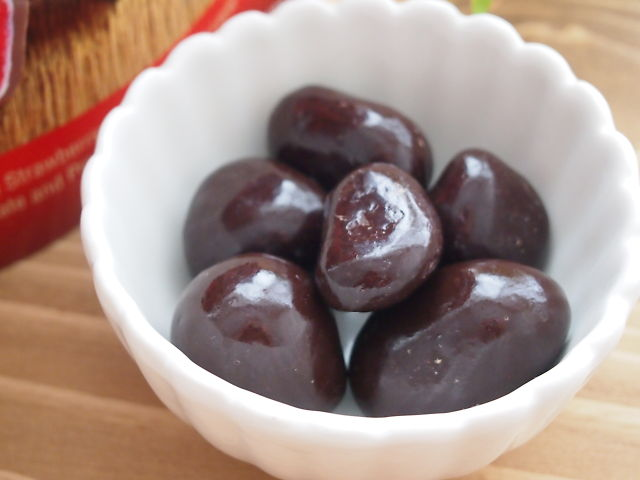 いちごチョコレートの写真
