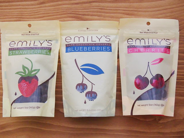 エミリーのチョコレートの写真