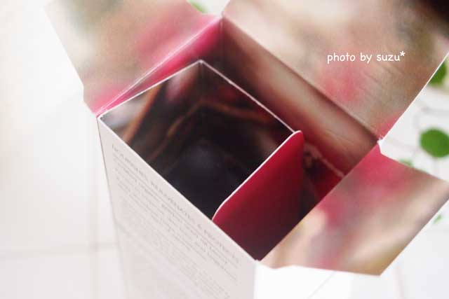 箱を開封した直後の画像