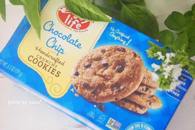 油っぽいがサクサクと甘い!Enjoy Life Foods(エンジョイライフフーズ)の手作りのさくさくクッキー