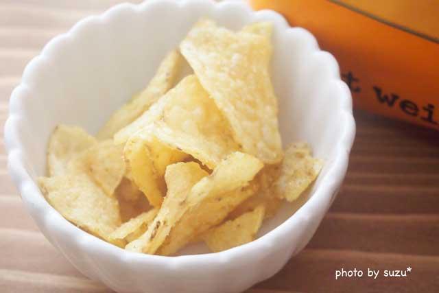 ポテトチップスの画像