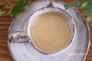 【我が家流】ギーとMCTオイルを入れて作る、カフェインレスの完全無欠コーヒー