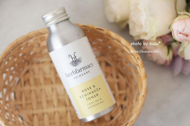 herbfarmacy Rose & Echinacea Toner 95ml -