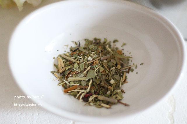 茶葉の画像