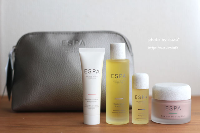 ESPA Pamper Collection